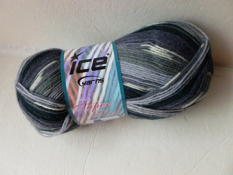 Greys Super Sock by Ice Yarns - Felted for Ewe