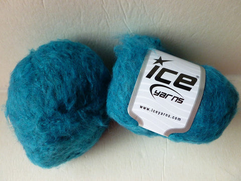 Teal  Indiana Wool by ICE Yarns - Felted for Ewe