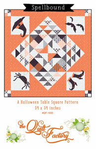 Spellbound Quilt Pattern by The Quilt Factory