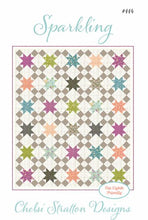 Load image into Gallery viewer, Sparkling Quilt Pattern by Chelsi Stratton
