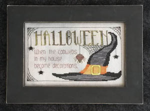 Halloween Cobwebs by Waxing Moon Designs