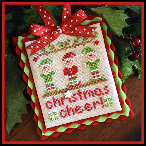 Christmas Cheer! by Country Cottage Needleworks