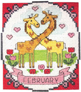 Year of Animal Fun & Frolics - February