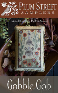 RESERVATION - Animal Stacks Stitch Along by Plum Street Samplers