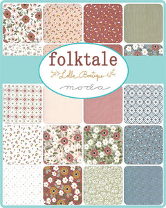 Folktale Fat Quarter Bundle by Lella Boutique - RESERVATION