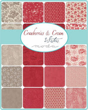 Load image into Gallery viewer, Cranberries & Cream by 3 Sisters - Fat Quarter Bundle RESERVATION