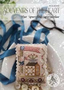 Souvenirs of the Heart - Star Spangled Spectacular by With Thy Needle & Thread