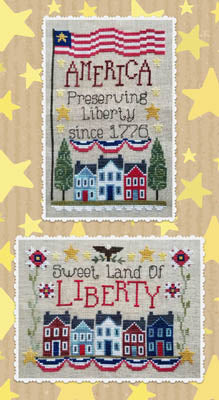 Preserving Liberty by Waxing Moon Designs