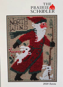 Schooler Santa - 2020 by The Prairie Schooler