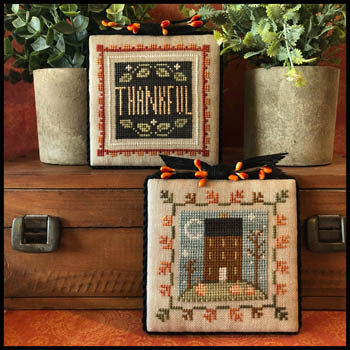 Fall is in the Air - Part One by Little House Needleworks