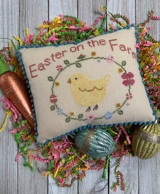 Easter on the Farm by Needle Bling Designs