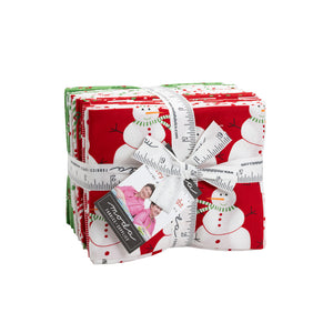 RESERVATION - Merry and Bright Fat Quarter Bundle by Me and My Sister Designs