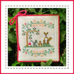 Welcome to the Forest 6 - Forest Fox and Friends by Country Cottage Needleworks