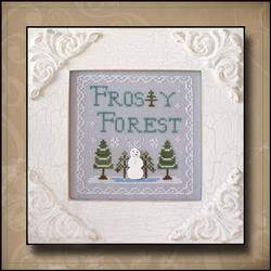 Frosty Forest 9 - Frosty Forest by Country Cottage Needleworks