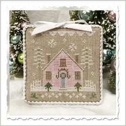 Glitter Village - Glitter House 2 by Country Cottage Needleworks
