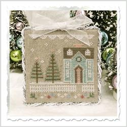 Glitter Village - Glitter House 3 by Country Cottage Needleworks