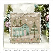 Load image into Gallery viewer, Glitter Village by Country Cottage Needleworks - Stitch Along RESERVATION