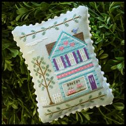 Main Street 10 - Bakery by Country Cottage Needleworks