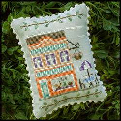 Main Street 7 - Cafe by Country Cottage Needleworks