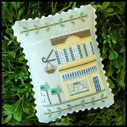 Main Street 9 - Post Office by Country Cottage Needleworks