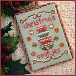 Christmas Cookies by Country Cottage Needleworks