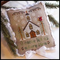 Let Us Adore Him by Country Cottage Needleworks