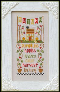 Seasonal Celebrations - Autumn by Country Cottage Needleworks