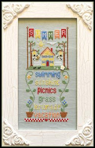 Seasonal Celebrations - Summer by Country Cottage Needleworks