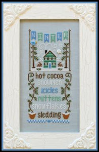 Seasonal Celebrations - Winter by Country Cottage Needleworks