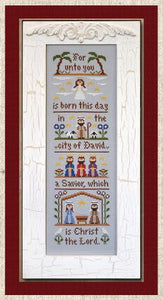 The Nativity by Country Cottage Needleworks