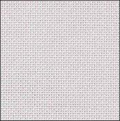 Cross Stitch Cloth - 25 Count Lugana - Silver Moon by Zweigart