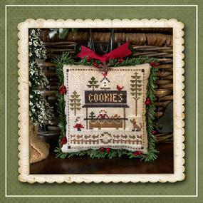 Jack Frost's Tree Farm 7 - Cookies by Little House Needleworks