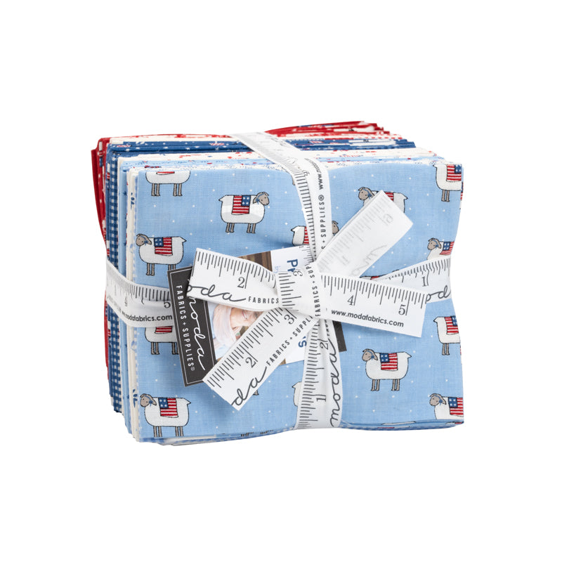 Prairie Days Fat Quarter Bundle by Bunny Hill Designs - RESERVATION