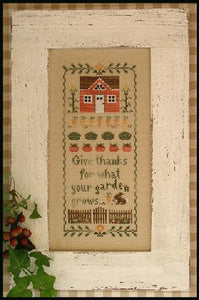 Harvest Blessing by Country Cottage Needleworks