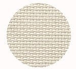 Cross Stitch Cloth - 16 Count Aida - White Chocolate