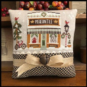Hometown Holiday Series - Mercantile by Little House Needleworks