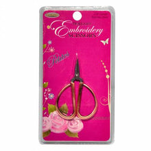 Load image into Gallery viewer, Petites Embroidery Scissors - Copper