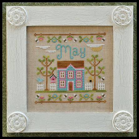 Cottage of the Month - May by Country Cottage Needleworks