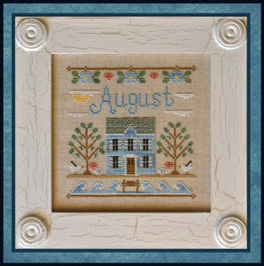 Cottage of the Month - August by Country Cottage Needleworks
