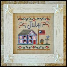 Load image into Gallery viewer, Cottage of the Month Stitch Along RESERVATION