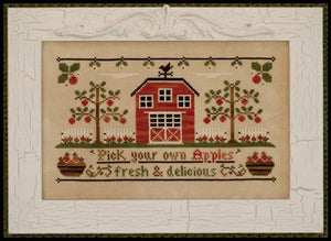 The Apple Orchard by Country Cottage Needleworks