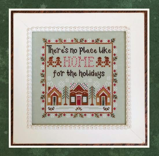 Home for the Holidays by Country Cottage Needleworks