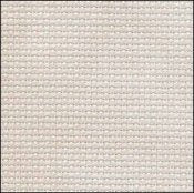 Cross Stitch Cloth - 16 Count Aida - 18 x 35 - Historic Beige by Fabric Flair