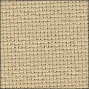 Cross Stitch Cloth - 14 Count Aida - Beige by Zweigart