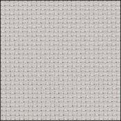 Cross Stitch Cloth - 16 Count Aida - Pewter by Zweigart