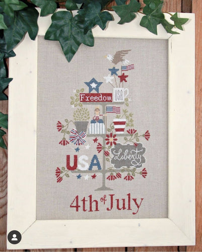 Celebrate Tiered Trays - 4th of July by Madame Chantilly
