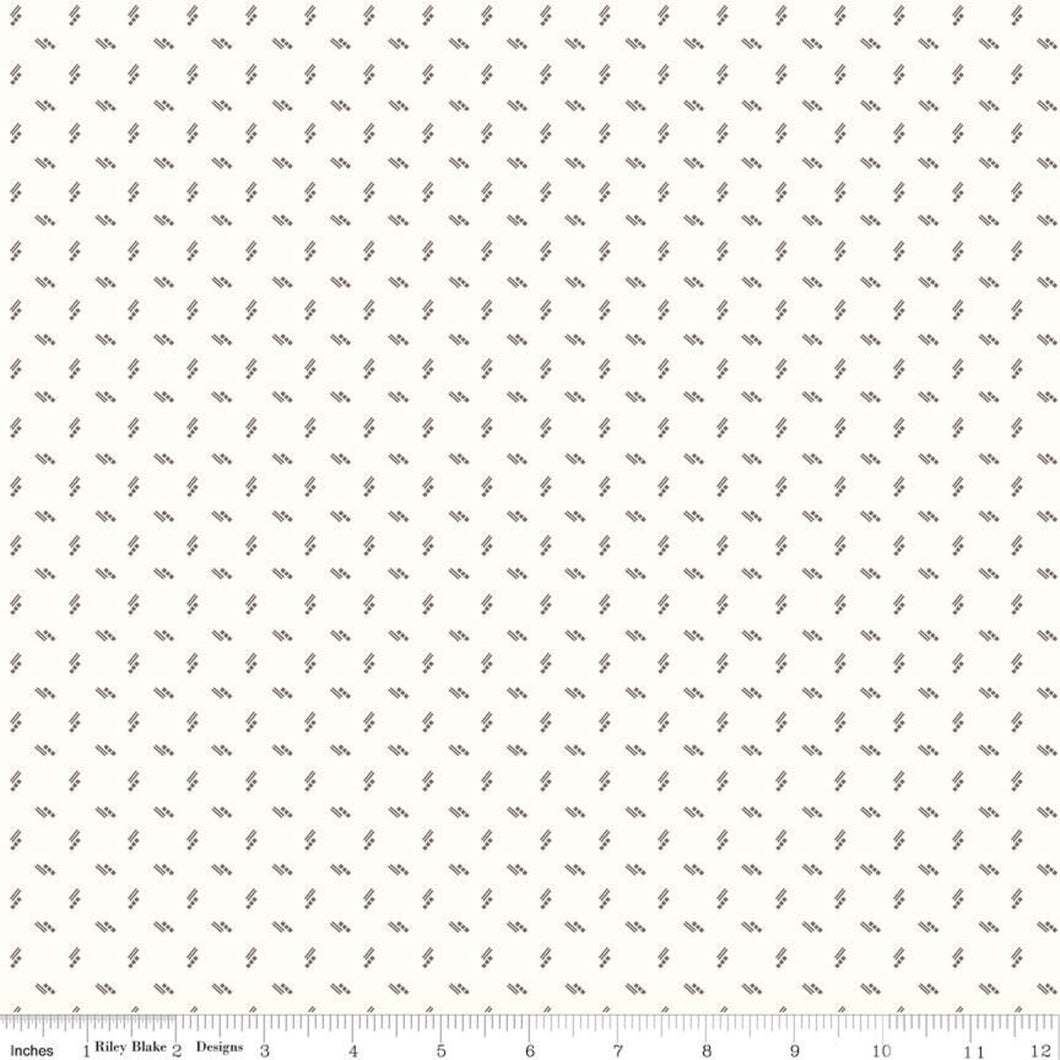 Bee Backgrounds - Shirting Pebble by Lori Holt