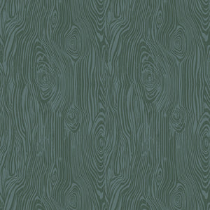My Heritage - Faux Bois Teal by My Mind's Eye