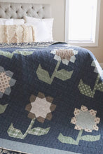 Load image into Gallery viewer, Cottage Blossoms Quilt Pattern by Lella Boutique