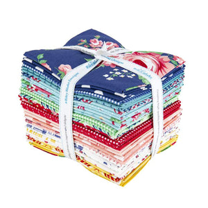 Notting Hill - Fat Quarter Bundle by Amy Smart